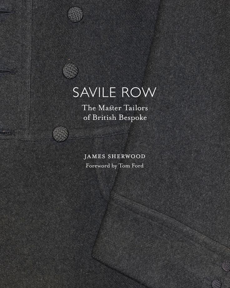 """""""Que reste-t-il de Savile Row ?"""" Saville-Row T&H"""