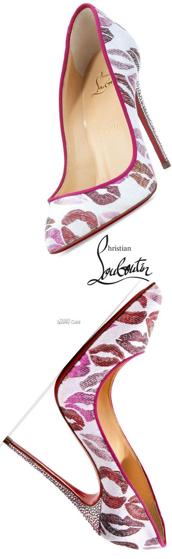 "ultrasparklygold: ""Christian Louboutin """