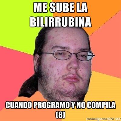 Cuando programo y no compila...