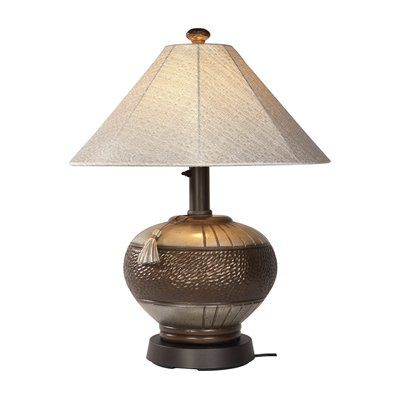 Lovely Patio Living Concepts 27916 Phoenix Outdoor Table Lamp
