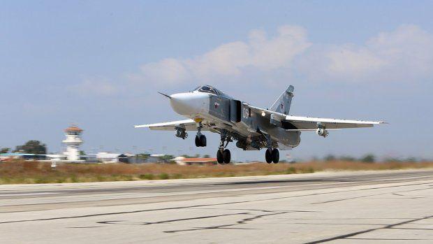 Rusland dreigt met neerhalen Amerikaanse straaljagers na neerschieten Syrische jet