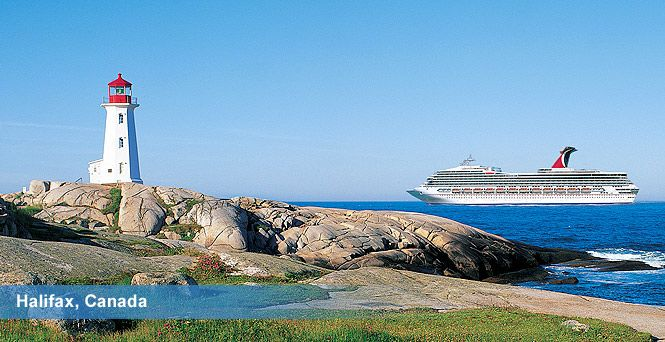 Canada/New England Cruises - Canada/New England Cruise Deals | Carnival Cruise Lines