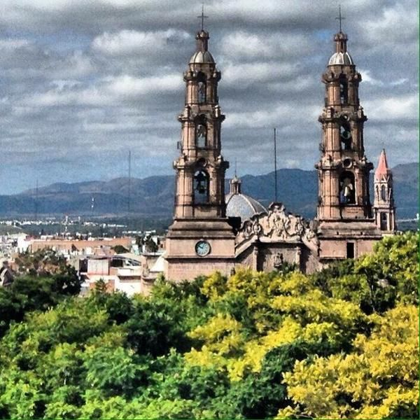 Aguascalientes, México. We will be glad to see be by your side. My kids will love seeing you bro