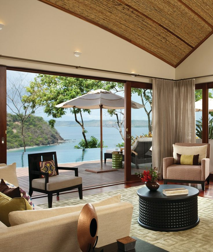 At Four Seasons Resort CostaRica, Your Living Room Comes With An Ocean  Vista.