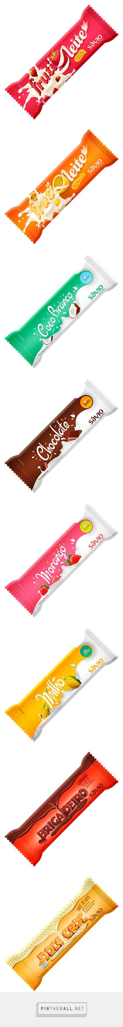 Sávio Sorvetes. Pin curated by #SFields99 #packaging #design