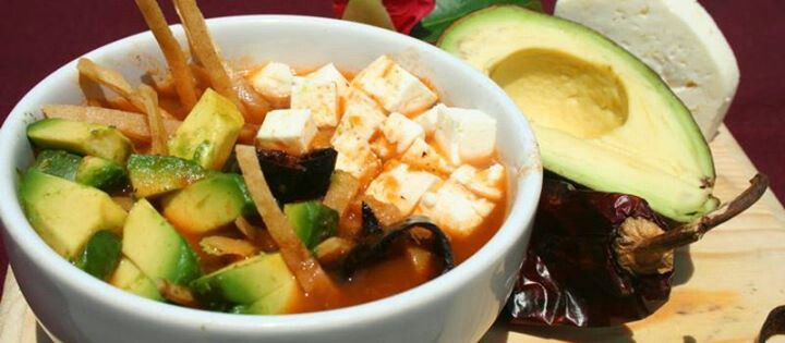 Sopa Azteca o Sopa de Tortilla | Tlaxcala,Mexico... | Pinterest