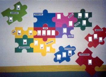 Bildergebnis für geburtstagskalender kindergarten