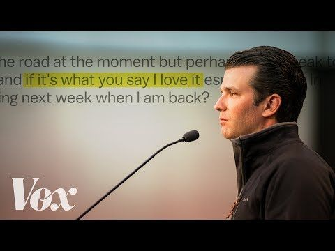 The best Fox News explanations for Trump Jr.'s Russia meeting - YouTube