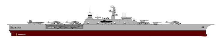 "Amphibious Assault Ship concept, USS. Thermopylae. Armed with 2x5"" Naval Guns 11xPhalanx Gun Systems, 10x20mm Naval Gun, 25xAint-Air Missiles, 1xCruise Missile Luncher, 10xF25 Warpig Vertical Lift ..."