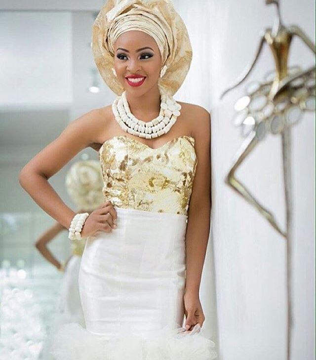 Traditional marriage in Nigeria is one of the most important and glamorous eventswith both families performing the marriage rites. For the Igbo' marriage is held with high esteem as it is expected to be once in a lifetime. The outfits are usually very colorful with lots of beads and...