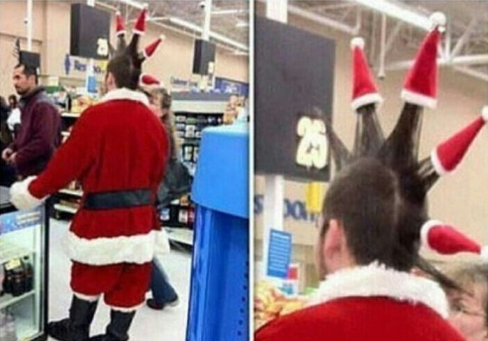 Me: Christmas is so stupid I'm not in the mood for all that Me: *hears one Christmas song on the radio*
