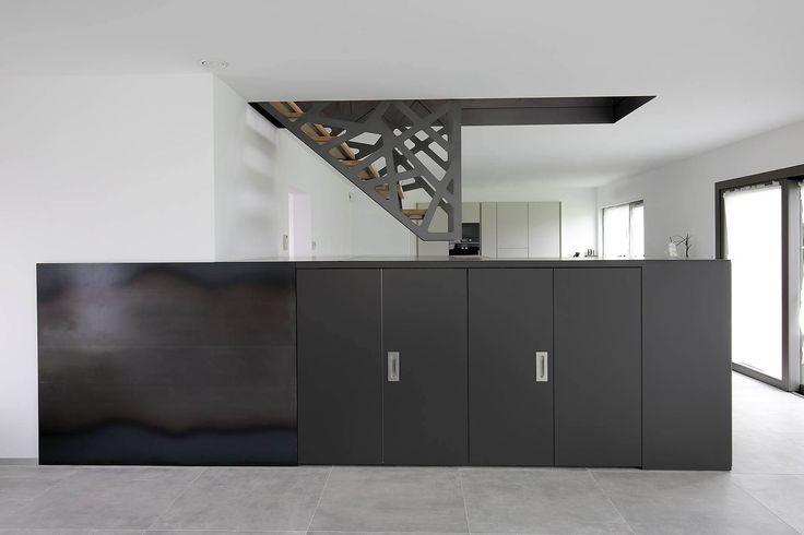 les 25 meilleures id es concernant cloison coulissante. Black Bedroom Furniture Sets. Home Design Ideas