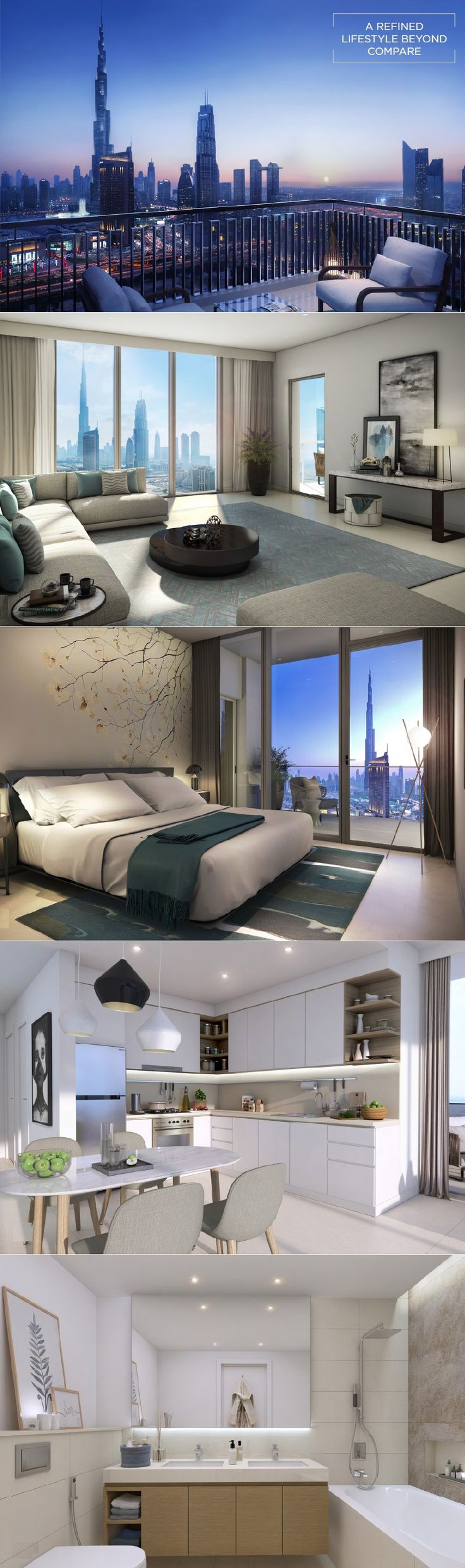 Launching Emaar Downtown Views 2 Dubai - 1/2/3 Luxury Apartments @ 5% down payment - Exclusive Offers by Auric Acres Real Estate Dubai UAE http://www.auric-acres.com/emaar-downtown-views/
