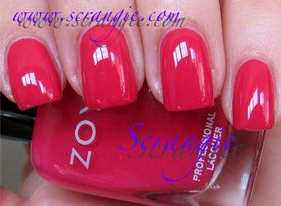 **Zoya - Dita (La-Di-Da Collection Summer 2009) / Scrangie