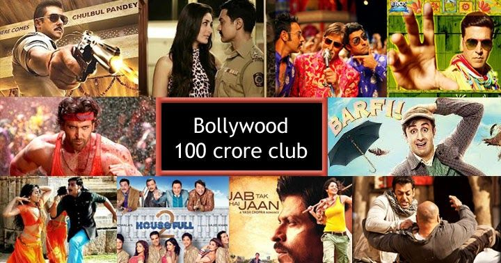 Here is Recently Updated List of Bollywood  100 Crore Club movies in the Indian (domestic) box office . Here is Compiled List of the all ...