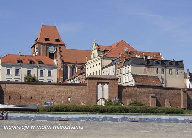 inspiracje w moim mieszkaniu: Pocztówka z Torunia / Postcard from Torun