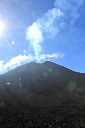A great day hike from Antigua or Guatemala city- hiking Pacaya one of Guatemala's active volcanoes.  Hiking Pacaya One of Guatemala's Most Active Volcanoes in a Day http://www.compassandfork.com/hiking-pacaya-one-of-guatemalas-most-active-volcanoes-in-a-day/