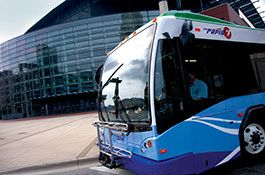 Take the bus! routes and schedule, discounts for seniors and persons with disabilities.
