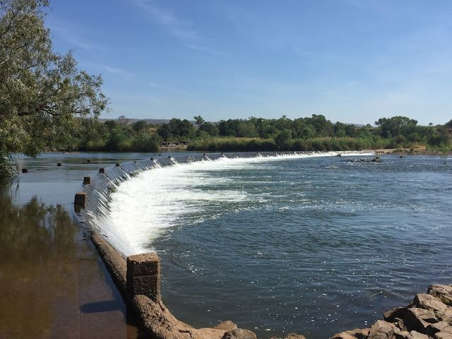 Ord River, Kununurra, Kimberley | spaswinefood