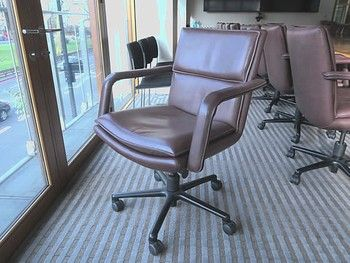 STOP RIGHT NOW! 2 Weeks - you have two weeks to buy these VERY high quality Keilhauer Meeting chairs. They retail at £2000 - we're selling for just