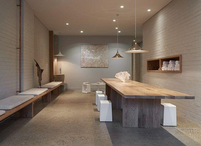 One Hot Yoga studio, Melbourne Australia.