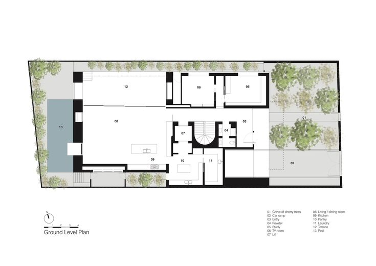 Gallery of Armadale Residence / B.E Architecture - 19