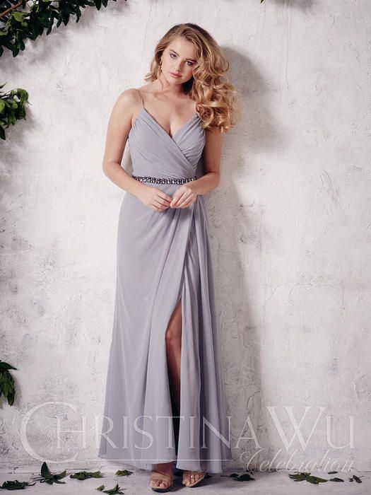 Christina Wu Celebrations Style 22659 | Now in Stock | Party Dress Express | 657 Quarry Street | Fall River, MA | Call to book an appointment or go to our website | partydressexpress.com | #ChristinaWu #bridesmaids #wedding #bridalparty
