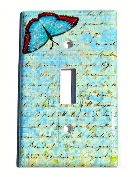 tiffany blue home decor | ... on Red Teal, Light Switch Cover Tiffany Blue Room Decor Home Decor