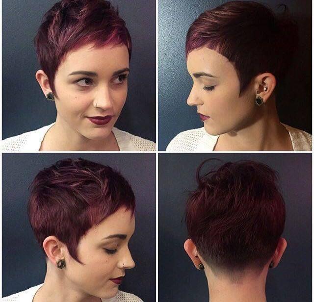 Je rode haar kort laten knippen? Doe inspiratie op met deze 12 korte kapsels voor rood haar! - Pagina 11 van 12 - Kapsels voor haar