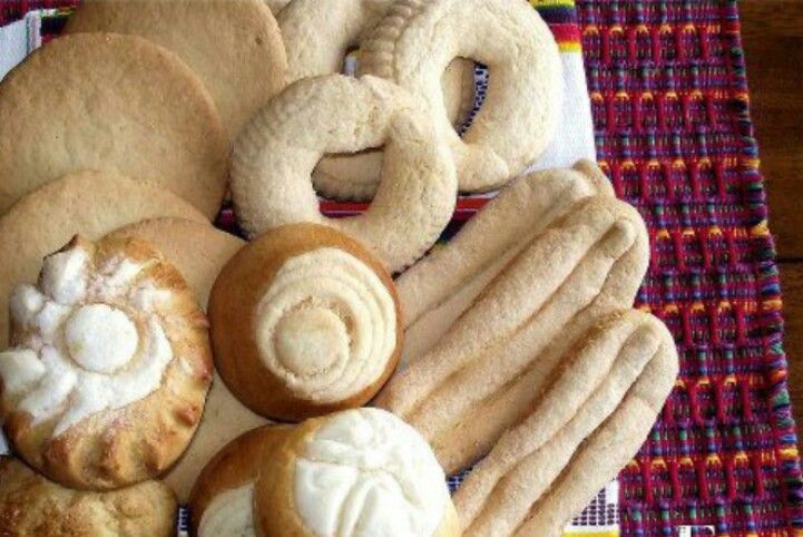 Pan Dulce O Pan De Manteca 161 Rico Guatemalan Bread