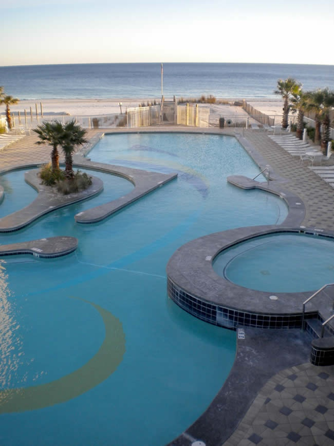 Gulf Shores Alabama Crystal Towers Condo Best Place To