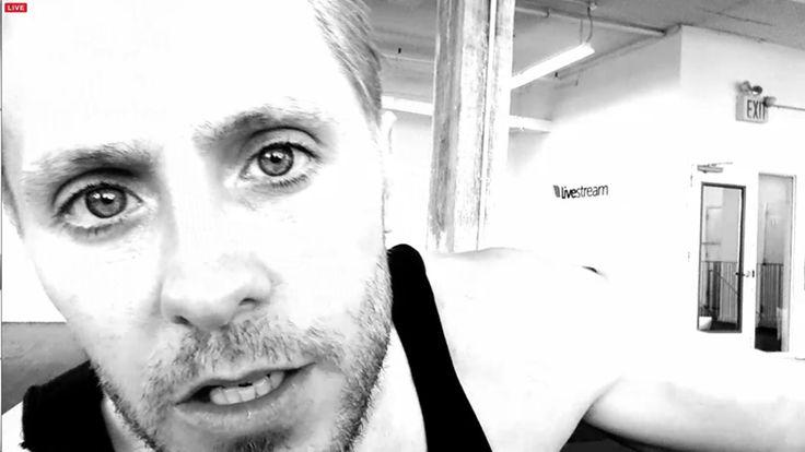 Jared Leto - VyRT Violet - 31 May 2015