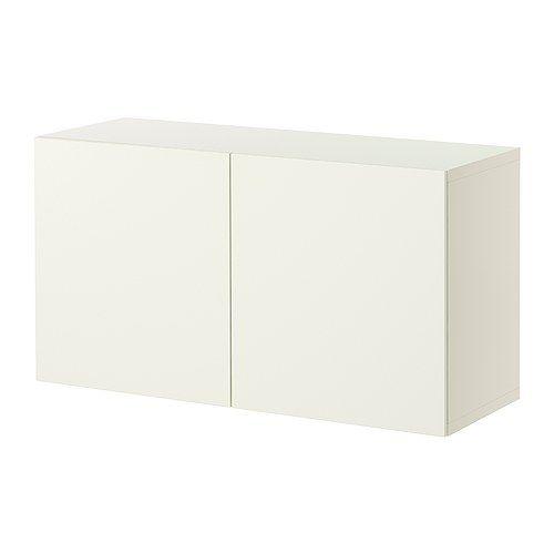 BESTÅ Wandschrank mit Türen IKEA