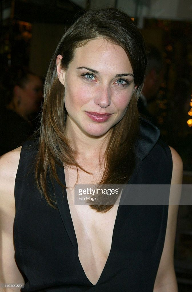 Claire Forlani during 'Bobby Jones, Stroke of Genius' New York... News Photo | Getty Images