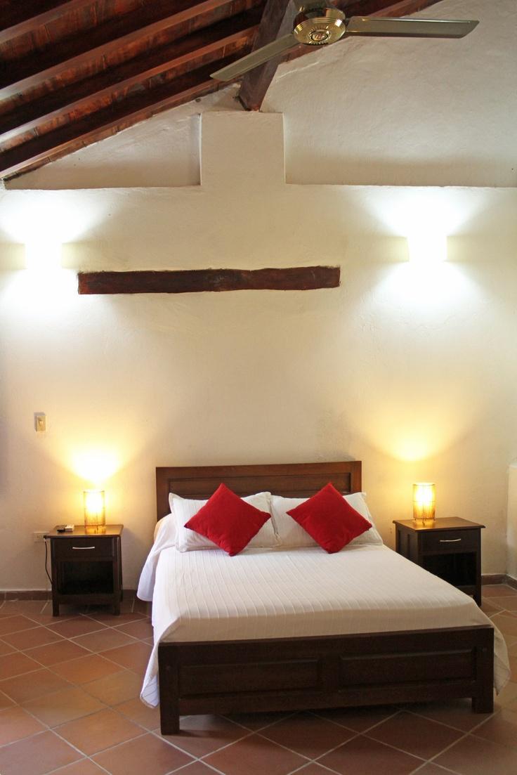 Room 6 in the Casa Amarilla