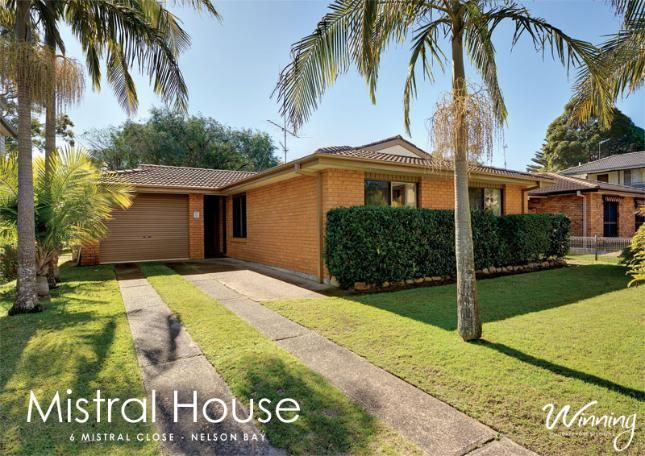 Mistral Close, 6, Mistral House | Nelson Bay, NSW | Accommodation