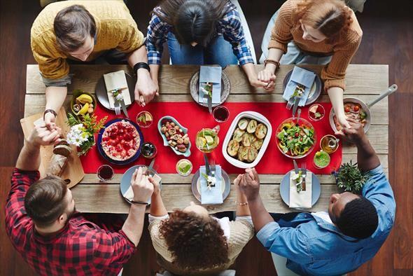 De beste keukens ter wereld: eetgewoonten en tafelmanieren
