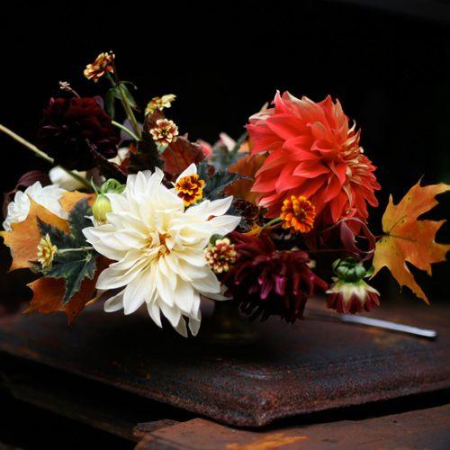153 Best Fall Wedding Flowers Images On Pinterest Flower