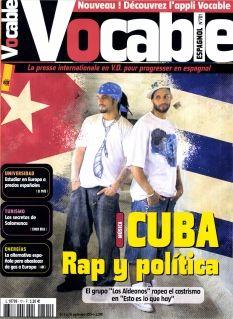 Vocable Espagnol N° 701 - 3 septembre 2015