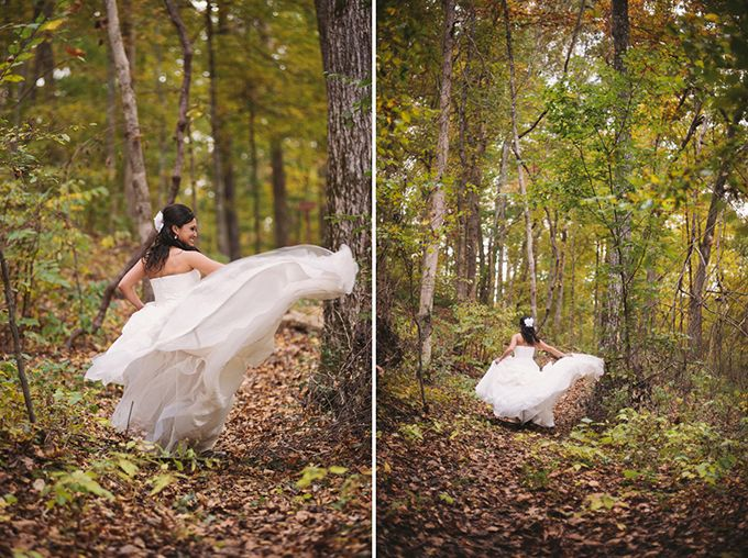 vintage fall wedding | Two Birds Photography  @Chrissy Loyola