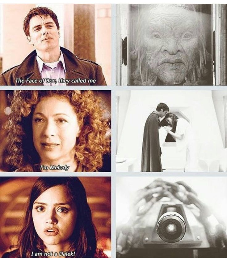 whovian twists...the face of boe twist thrills me like nothing else