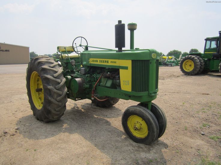 Used Row Crop Tractors | John Deere 720