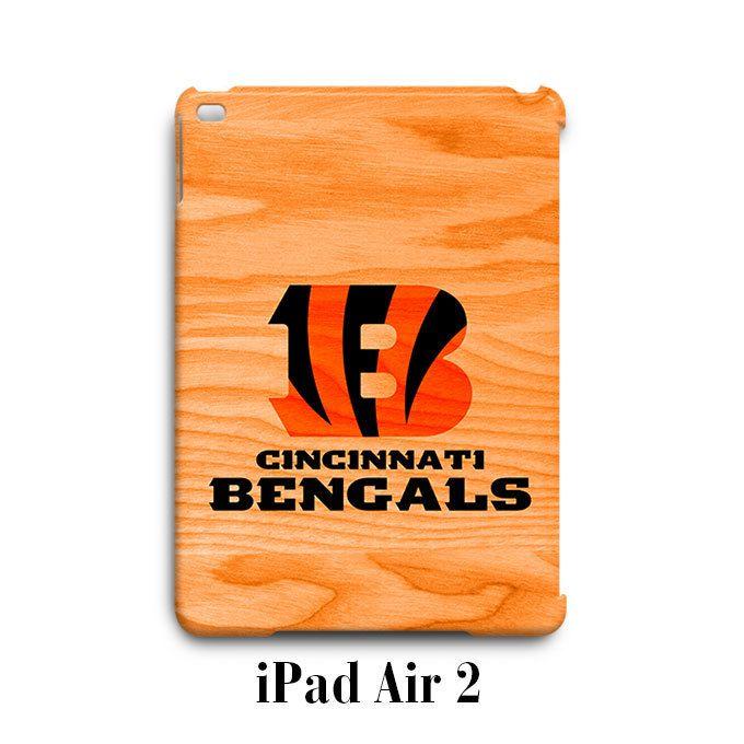 Cincinnati Bengals Custom iPad Air 2 Case Cover Wrap Around