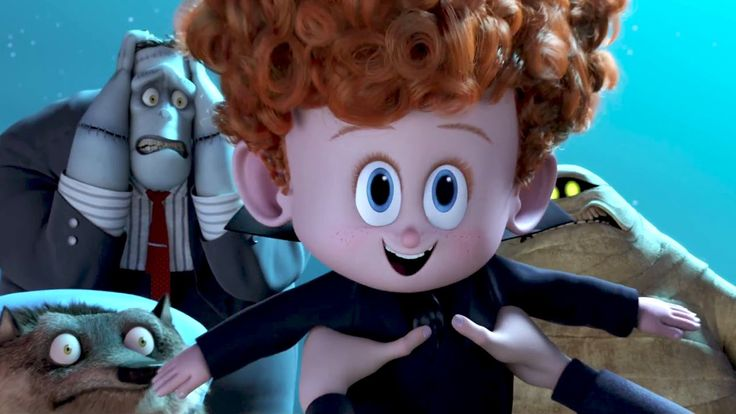 HOTEL TRANSYLVANIA 2 trailer  2015 - Dracula, Mavis, Jonathan and their monster friends are back for a new adventure! #film #movies #animation