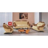 4087 Modern Leather Sectional Sofa. Leather Sectional SofasLeather SofaLeather  Living Room ... Part 52