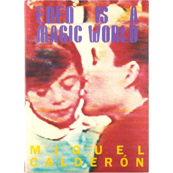 Eden is a Magic World narra una historia de obsesión. La protagonista del libro de Calderón es Flor Eduarda, una niña que fue actriz en México. Cuando Carrusel (la telenovela de enorme éxito en la que aparecía siendo niña) comenzó a emitirse en todo el mundo, Eduarda empezó a recibir cartas de un admirador enamorado, Choi Chun Moon, un estudiante de 18 años de Seúl, Corea...