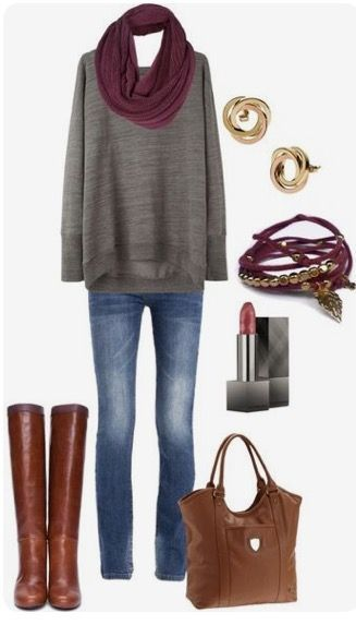 Stitch Fix Fashion 2017! Ask your stylist for something like this in your next fix, delivered right to your door! #sponsored #StitchFix  comfy & cozy winter outfit