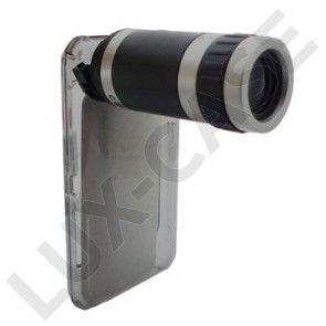 6x Optisk Zoom Linse med Monteringscover til iPhone 3G/3GS