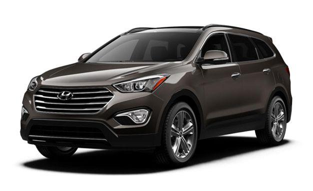2017 Hyundai Santa Fe Redesign, Release, Changes