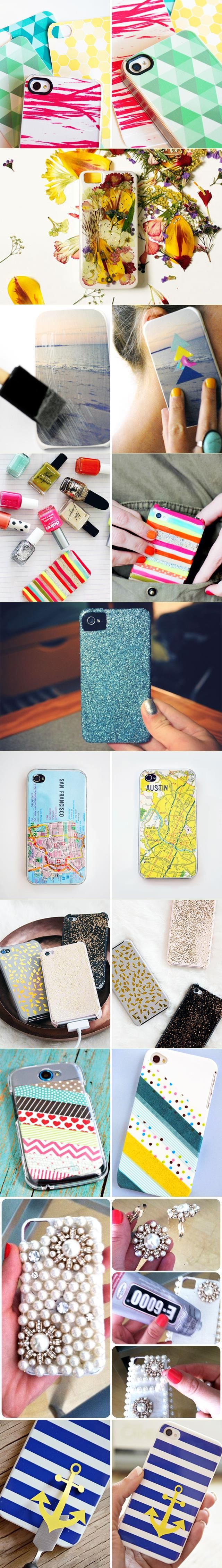 Cases for iPhone | DIY Stuff